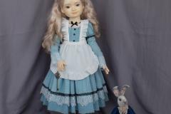 Кукла Елены Масякиной