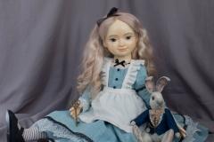 Алиса. Коллекционная кукла