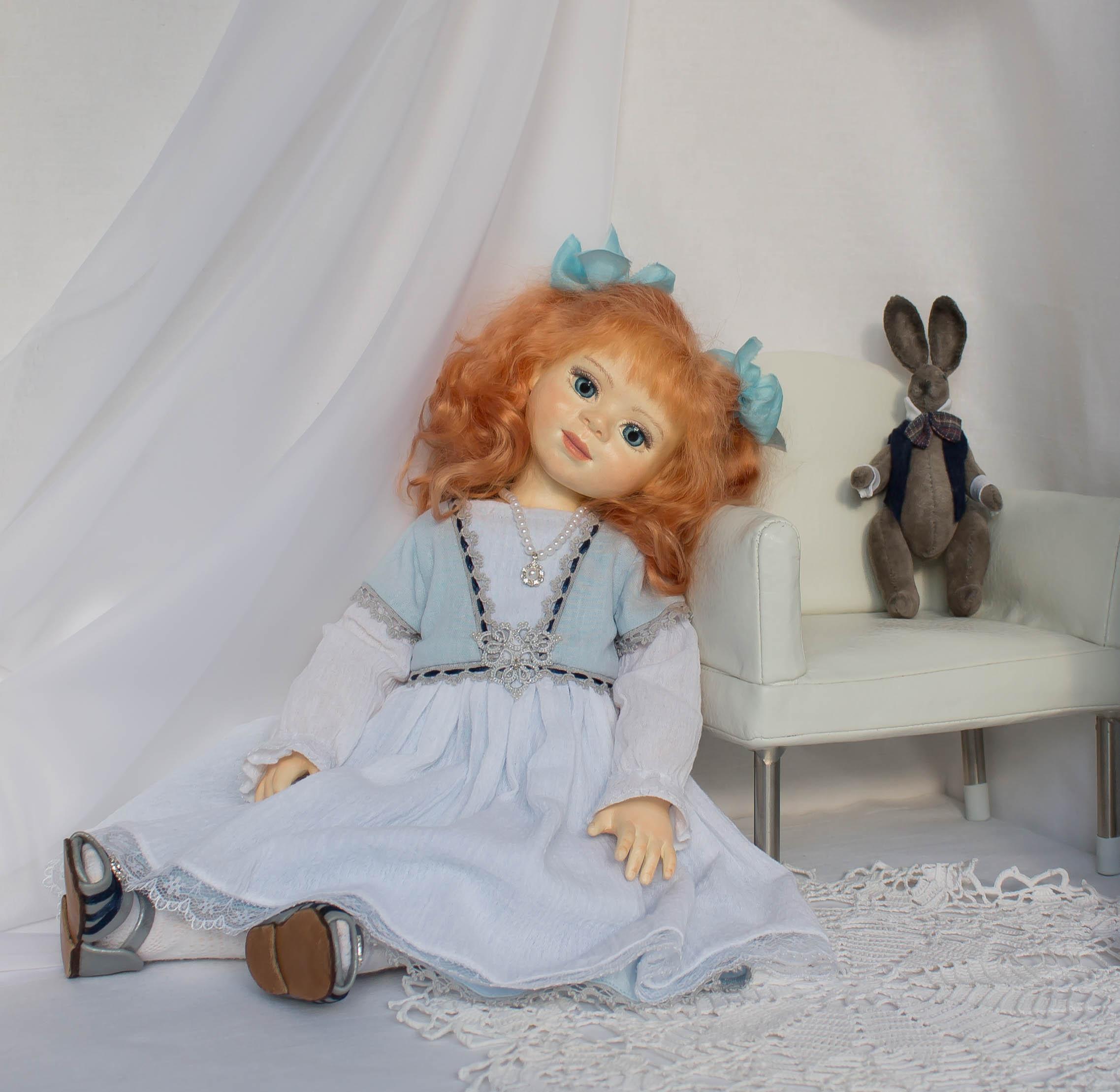 Алиса. Авторская ручная работа