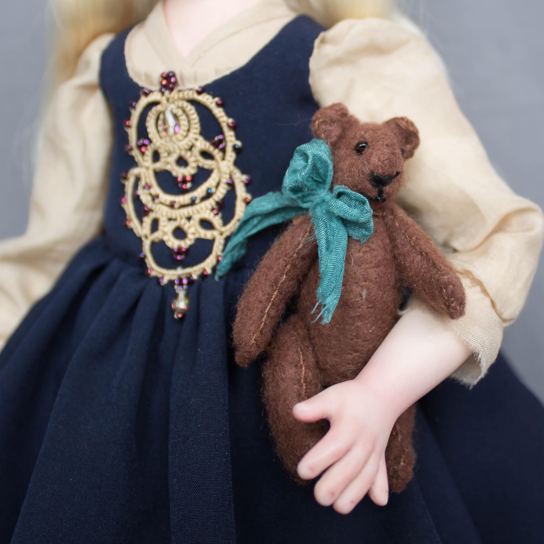 Авторская кукла living doll