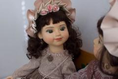 Кукла для интерьера