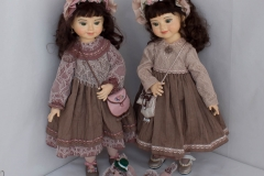 Куклы близнецы
