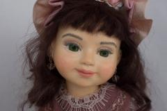 Александра. Кукла ручной работы