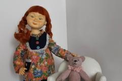 Arisha. Author's doll.