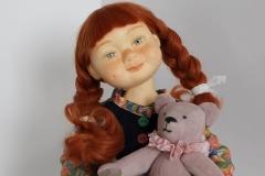 Arisha. Collectible doll.