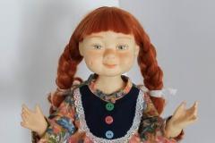 Arisha. Doll for the interior.