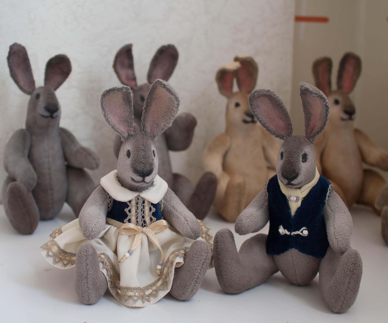 парочка зайцев