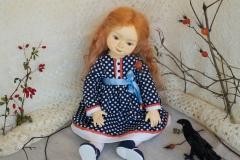 Kira. Author's doll