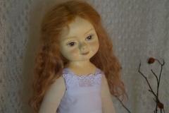 Kira. Doll for the interior.