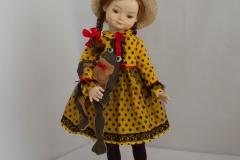 Интерьерная кукла MaLenaDolls