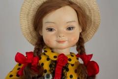Кристина. Кукла Елены Масякиной