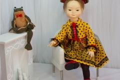 Коллекционная кукла. Кристина