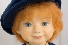 Захар. Авторская кукла