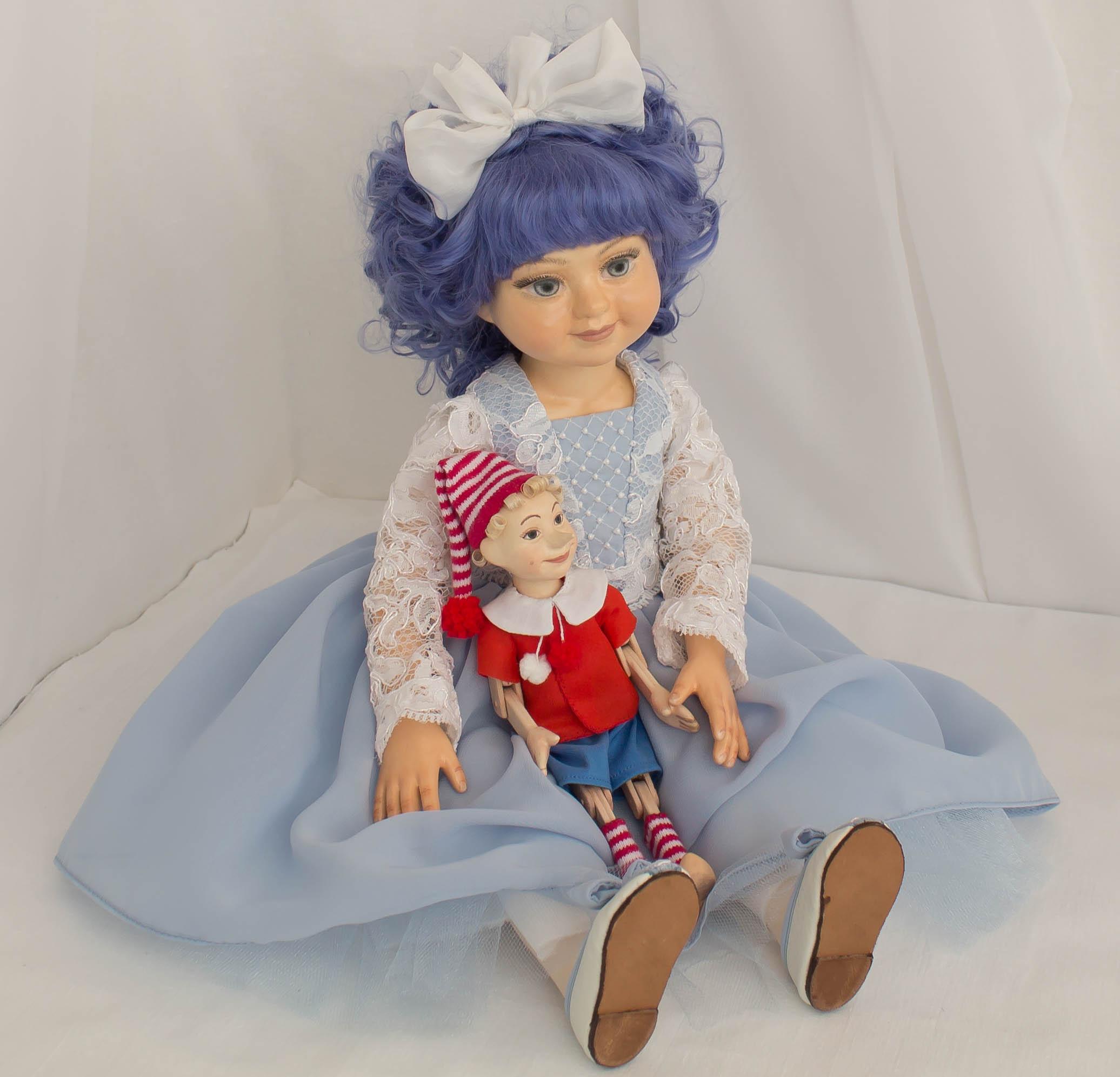 Куклы из композита