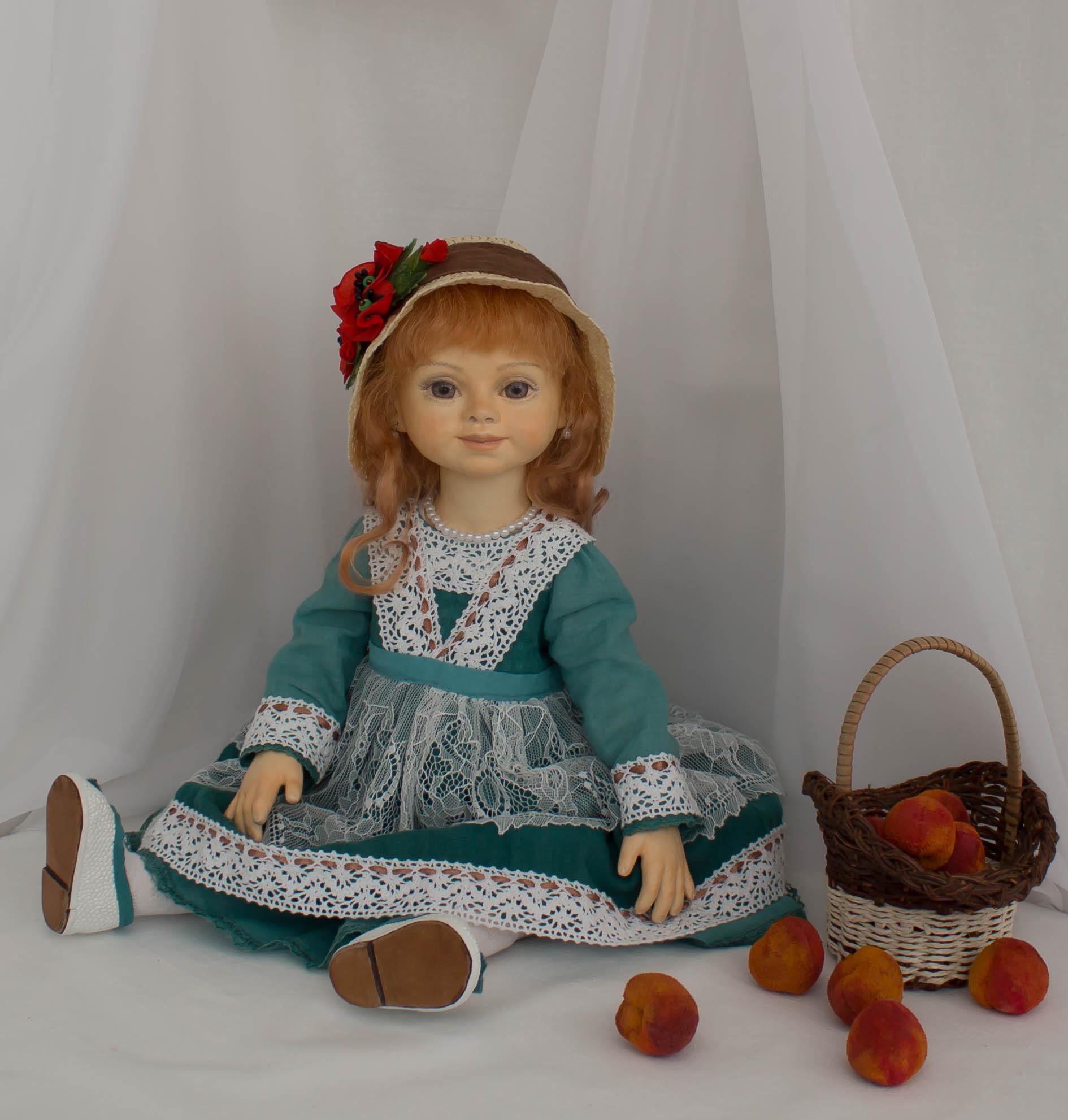 Мая. Коллекционная кукла