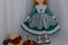 Мая. Кукла из композита