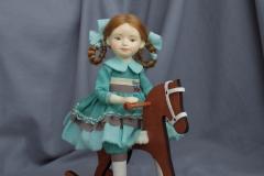 Авторская кукла MaLenaDolls