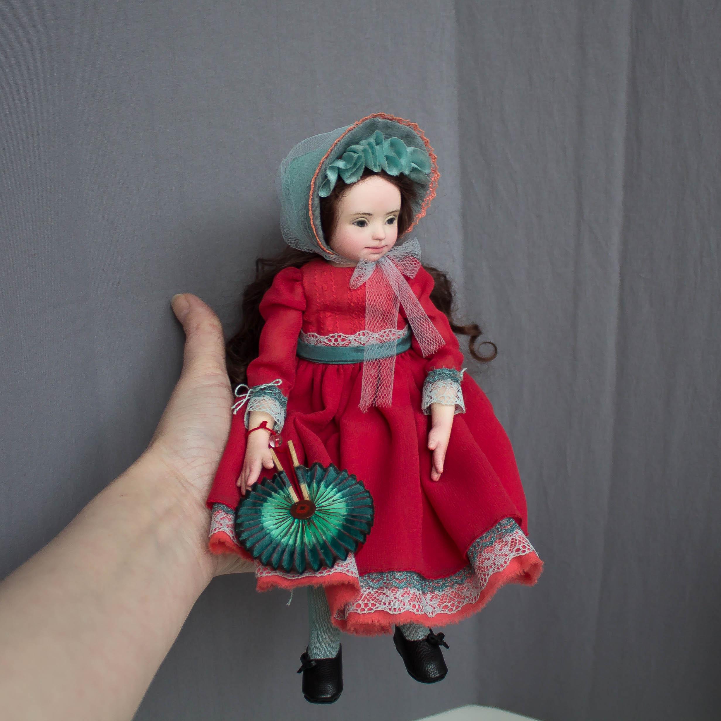 Художественная кукла
