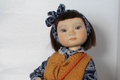 Sonya. Author's doll.