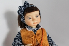 Sonya. Doll for the interior.