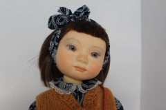 Sonya. Author's doll.