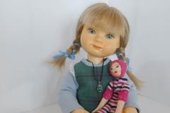 Sveta. Author's doll.
