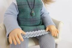 Sveta. Collectible doll.