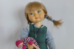 Sveta. Author's doll.