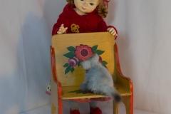 Тая. Кукла для интерьера