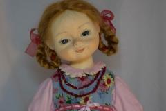 Тая. Авторская кукла