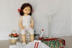 Veronica. Author's doll