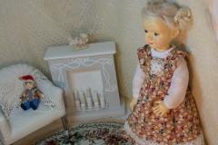 Виктория. Авторская кукла