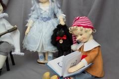 Приключения Буратино. Куклы