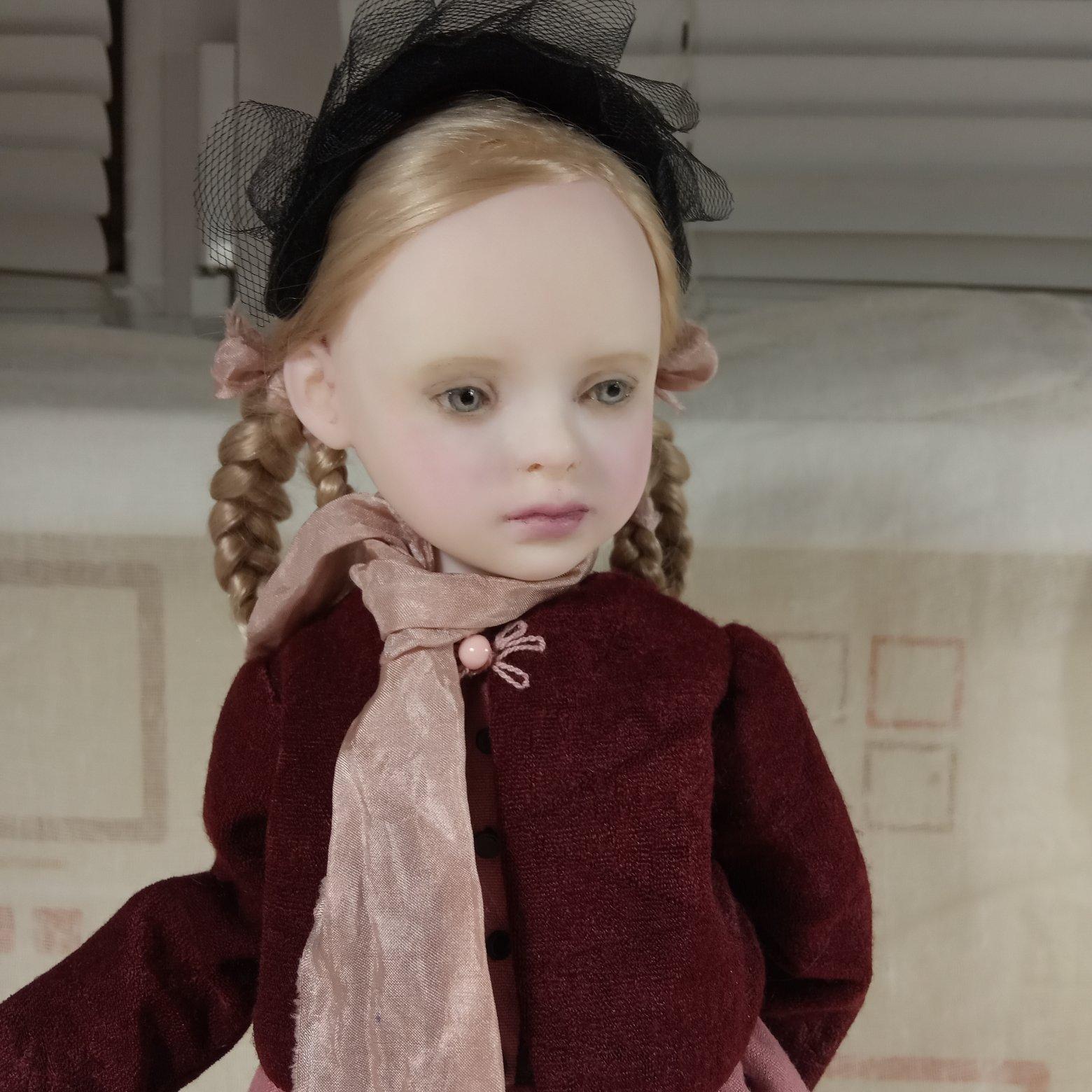 Таисия.  Осенняя девочка.