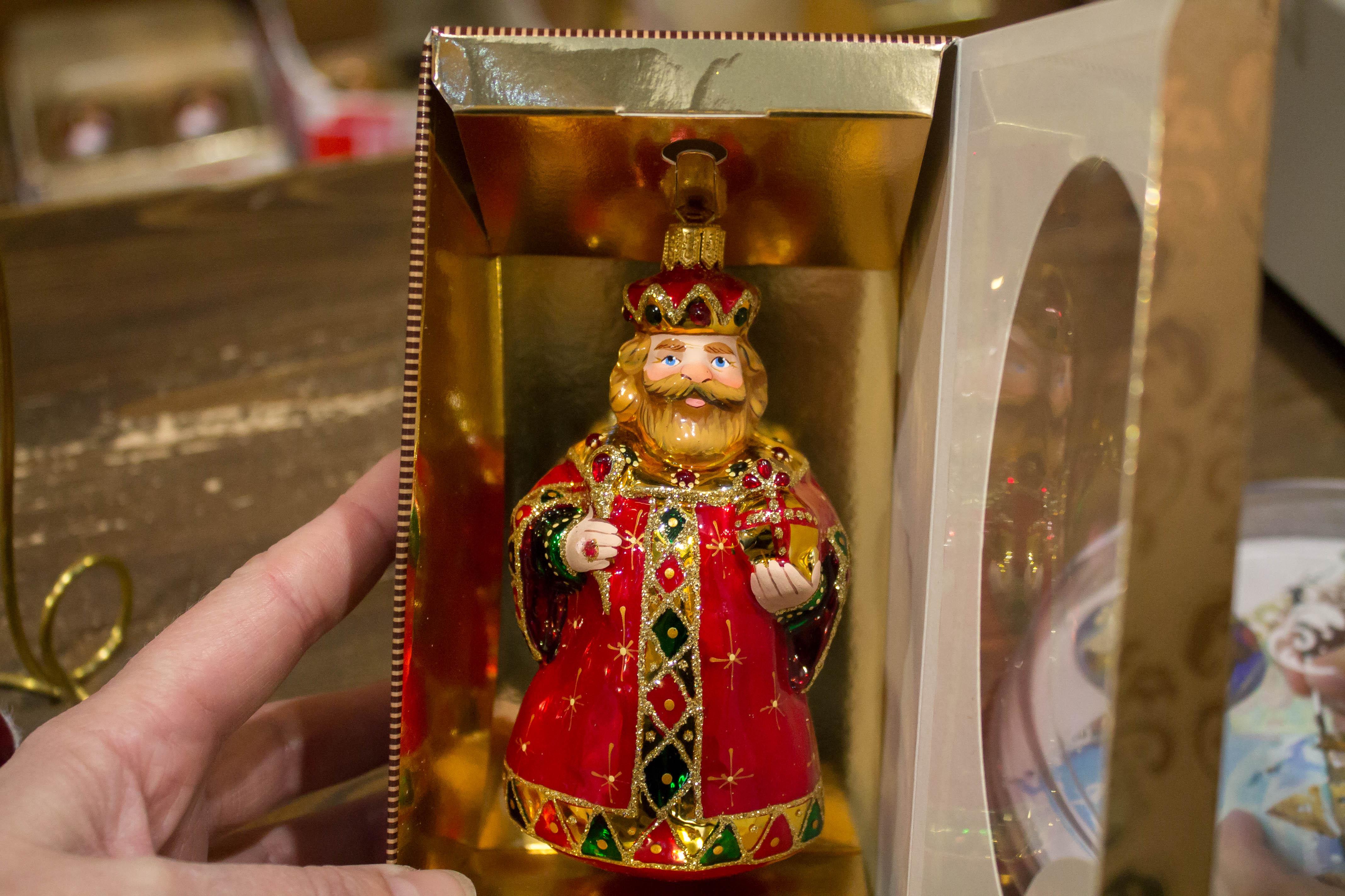 Экскурсия на нижегородскую фабрику ёлочных игрушек Ариель