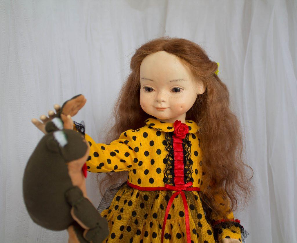 Кристина. Коллекционная кукла